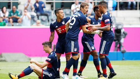 Nhan dinh Bayern Munich vs Inter Milan 18h35 ngay 277 (ICC 2017) hinh anh