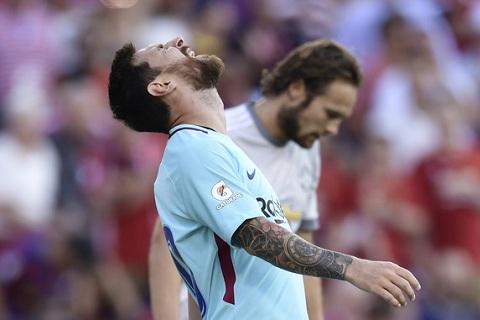 Su tiec nuoi cua sieu sao Leo Messi