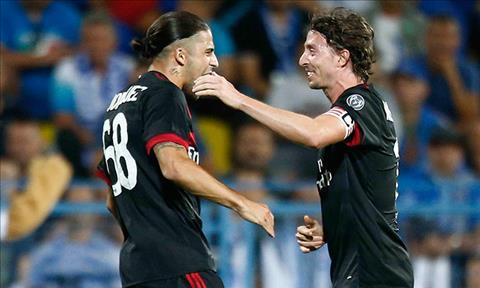 So loai Europa League 201718 AC Milan gay that vong truoc doi bong vo danh hinh anh