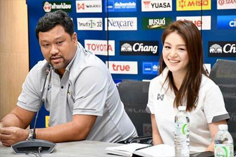 Watanya - nu lanh doi xinh dep cua U22 Thai Lan o SEA Games 29 hinh anh