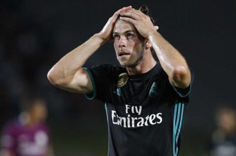 Bale tuyet vong tai Real