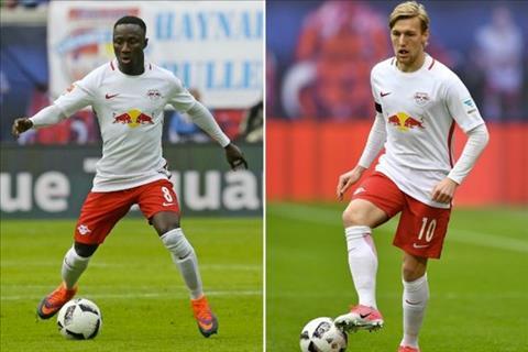 Leipzig khong ban Emil Forsberg cho MU hinh anh 2