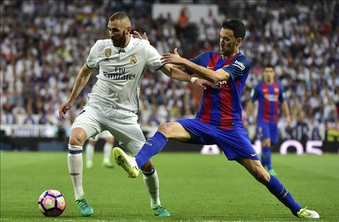 Real vs Barca (7h05 ngay 307) Sieu kinh dien thoi hon mang hinh anh 3