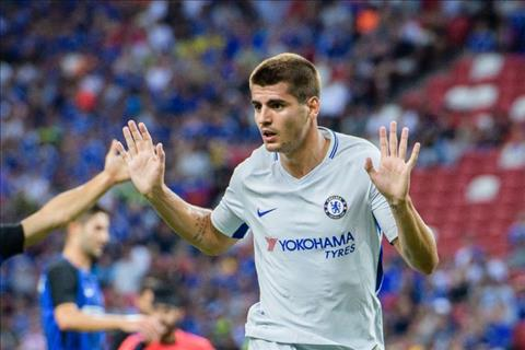 Morata van chua du tam thay the Costa hinh anh