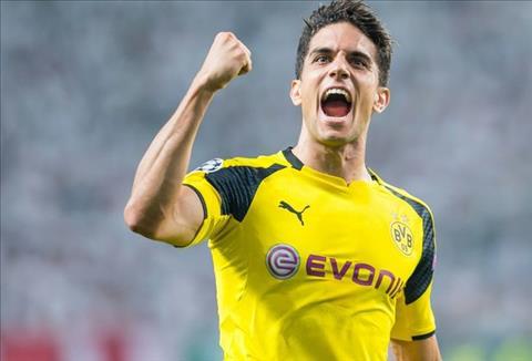 MU hoi mua trung ve Marc Bartra cua Dortmund hinh anh