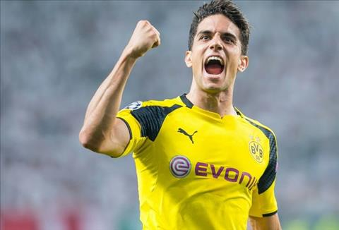 Mourinho gay soc voi trung ve Marc Bartra  hinh anh 2