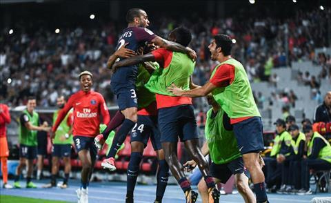 Thang nguoc Monaco, PSG doat Sieu cup Phap 2017 hinh anh