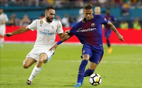 Real 2-3 Barca Khi doi chan cua Neymar cat tieng noi hinh anh 2