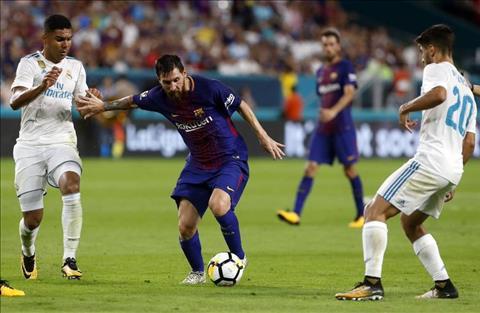 Real 2-3 Barca Mot mau El Clasico, nhung the lai hay! hinh anh