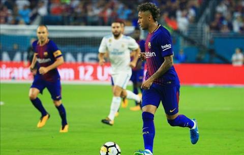 Sep La Liga quyet ngan PSG mua Neymar tu Barca hinh anh
