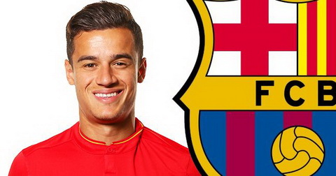 Barca mua tien ve Philippe Coutinho voi gia khung hinh anh