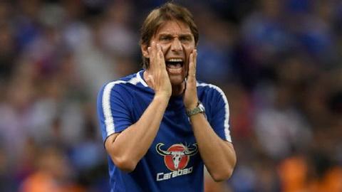 HLV Antonio Conte thua nhan cac cau thu Chelsea dang met moi vi du dau.