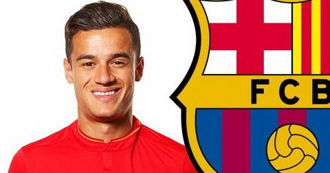 Mo xe muc gia bom tan Barcelona pha ket cho Coutinho hinh anh