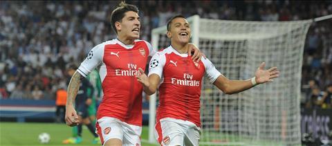 Hau ve Hector Bellerin noi ve ke hoach mua sam Arsenal hinh anh 2