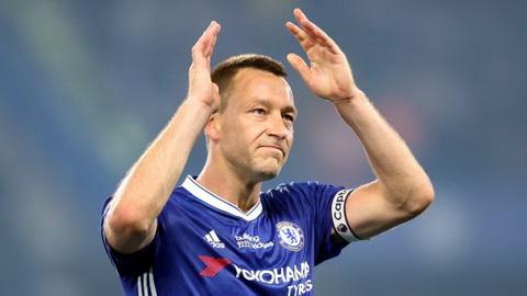John Terry da co mot su nghiep lay lung cung Chelsea.