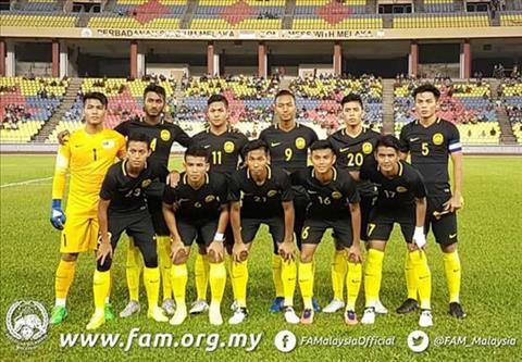 Khong can chon bang dau, U22 Malaysia van co loi o boc tham SEA Games 29 hinh anh