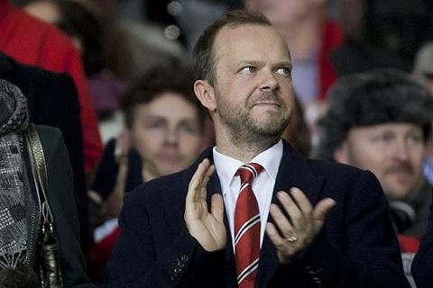 PCT Ed Woodward cua Man United