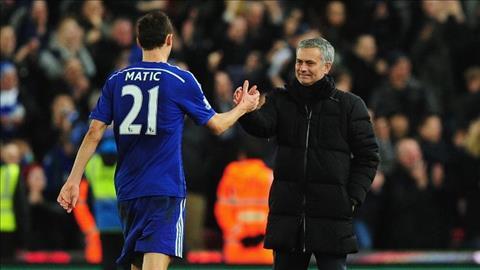Nemanja Matic va 12 can ve cua Jose Mourinho hinh anh