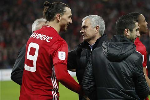 Ibrahimovic thua nhan dang nho MU va Mourinho hinh anh