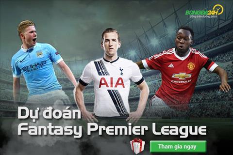 Gameshow Choi Fantasy Premier League, du doan trung truong cung Bongda24hvn hinh anh