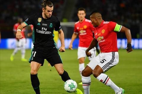 Bale tang boc Mourinho giua bao tin don toi MU hinh anh