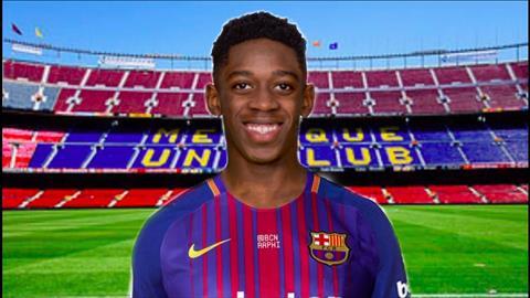 Dortmund tu choi ban tien ve Ousmane Dembele cho Barca hinh anh 2