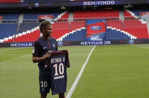 PSG nhan tin vui Neymar da duoc phep thi dau tai Ligue 1 hinh anh