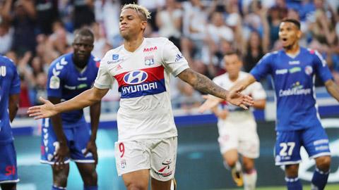 Nhan dinh Rennes vs Lyon 01h45 ngay 128 (Ligue 1 201718) hinh anh