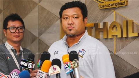 Cựu HLV Olympic Thái Lan lần đầu lên tiếng sau khi bị sa thải hình ảnh