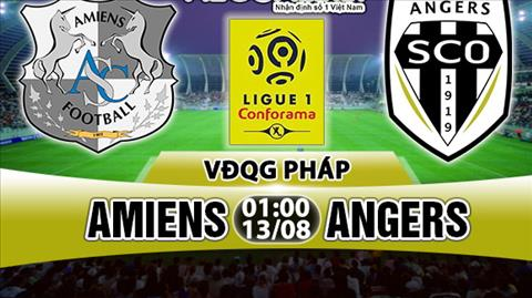 Nhan dinh Amiens vs Angers 01h00 ngay 138 (Ligue 1 201718) hinh anh