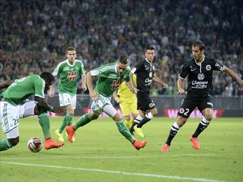 Nhan dinh Caen vs StEtienne 01h00 ngay 138 (Ligue 1 201718) hinh anh