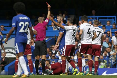 Thay gi sau tran thua soc cua Chelsea truoc Burnley hinh anh