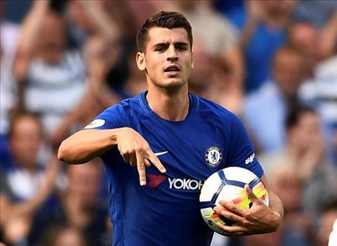 Huyen thoai Chelsea Morata gioi, nhung Costa o dang cap khac biet hinh anh