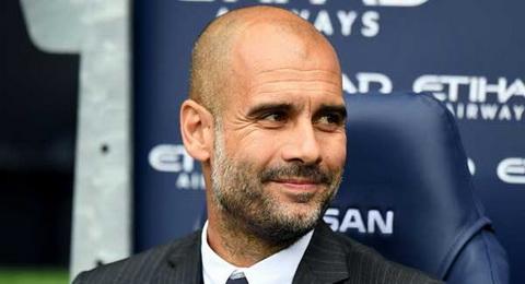 Pep Guardiola tu tin vao suc manh cua Man City.