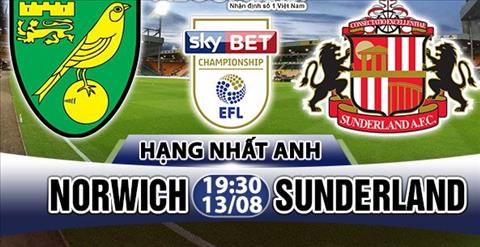 Nhan dinh Norwich vs Sunderland 19h30 ngay 138 (Hang Nhat Anh 201718) hinh anh