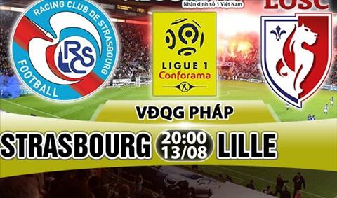 Nhan dinh Strasbourg vs Lille 20h00 ngay 138 (Ligue 1 201718) hinh anh