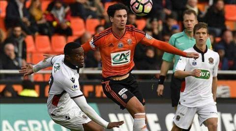 Nhan dinh Lorient vs Chateauroux 23h45 ngay 148 (Hang 2 Phap 201718) hinh anh