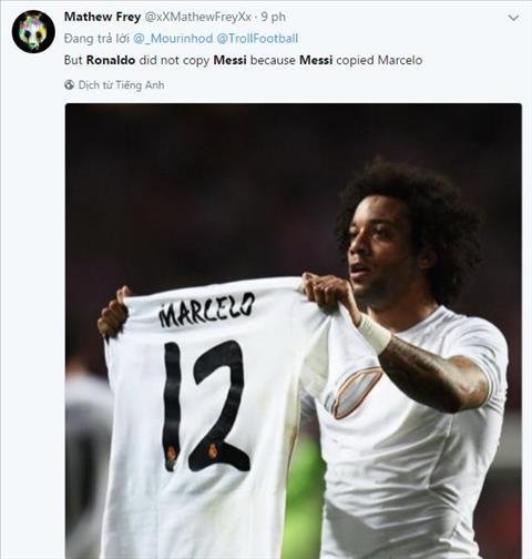 Messi thuc su luon la noi am anh khon nguoi voi Ronaldo hinh anh 2
