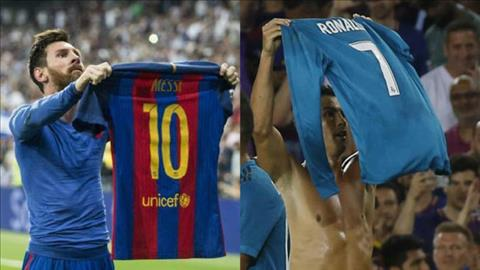 Ronaldo an mung nhu Messi