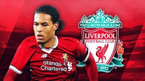 Liverpool can mua trung ve Virgil van Dijk hinh anh 2