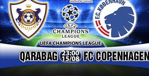 Nhan dinh Qarabag vs Copenhagen 23h00 ngay 158 (Champions League) hinh anh
