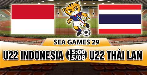 Nhan dinh U22 Indonesia vs U22 Thai Lan 15h00 ngay 158 (Sea Games 29) hinh anh