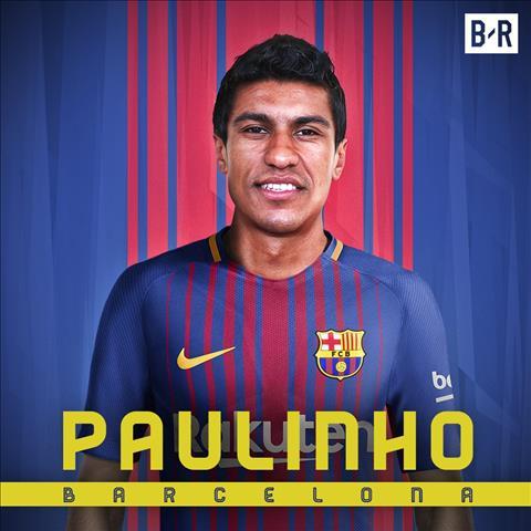 Paulinho Hanh trinh cap ben Camp Nou cua mon hang thai Tottenham hinh anh 4