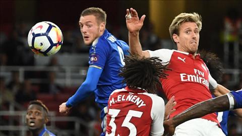 Arsenal va van de nhuc nhoi o hang thu hinh anh