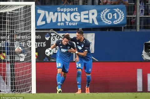 Hoffenheim 1-2 Liverpool The Kop dat mot chan vao vong bang Champions League hinh anh 3
