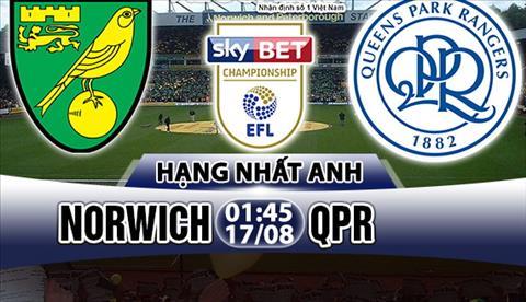 Nhan dinh Norwich vs QPR 01h45 ngay 178 (Hang Nhat Anh 201718) hinh anh