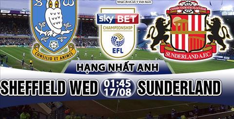 Nhan dinh Sheffield Wed vs Sunderland 01h45 ngay 178 (Hang Nhat Anh 201718) hinh anh