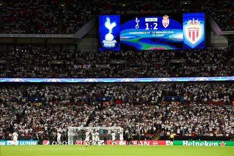 Thao luan Tottenham va hieu ung san nha Wembley hinh anh 2