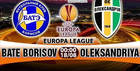Nhan dinh BATE Borisov vs Oleksandriya 00h00 ngay 188 (Europa League) hinh anh