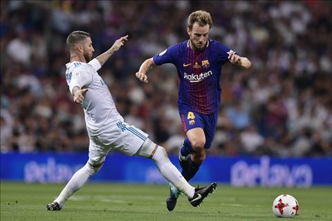 Barca bán Ivan Rakitic cho PSG nếu nhận được 125 triệu euro hình ảnh